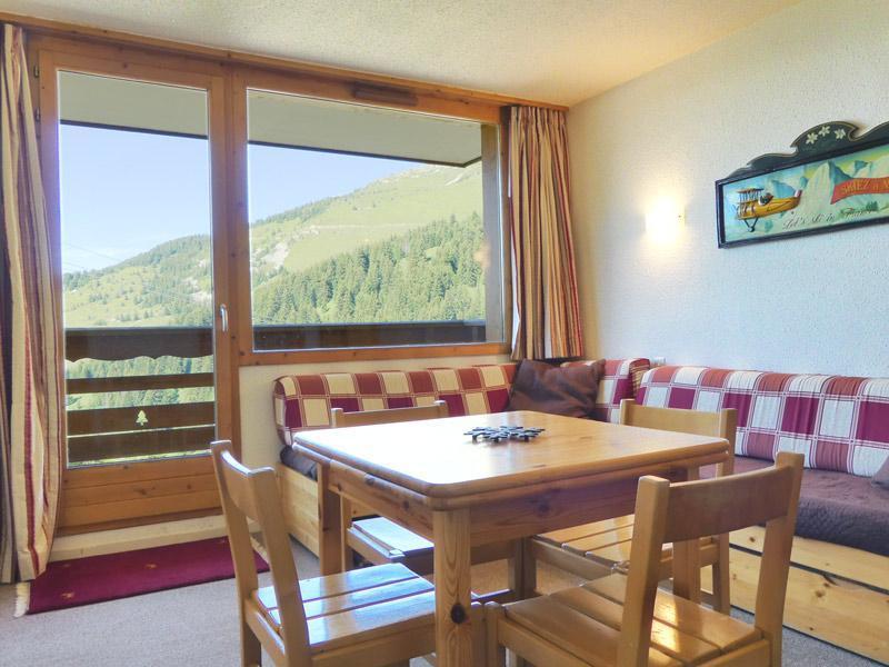 Location au ski Appartement 2 pièces 4 personnes (714) - Residence Plein Soleil - Méribel-Mottaret