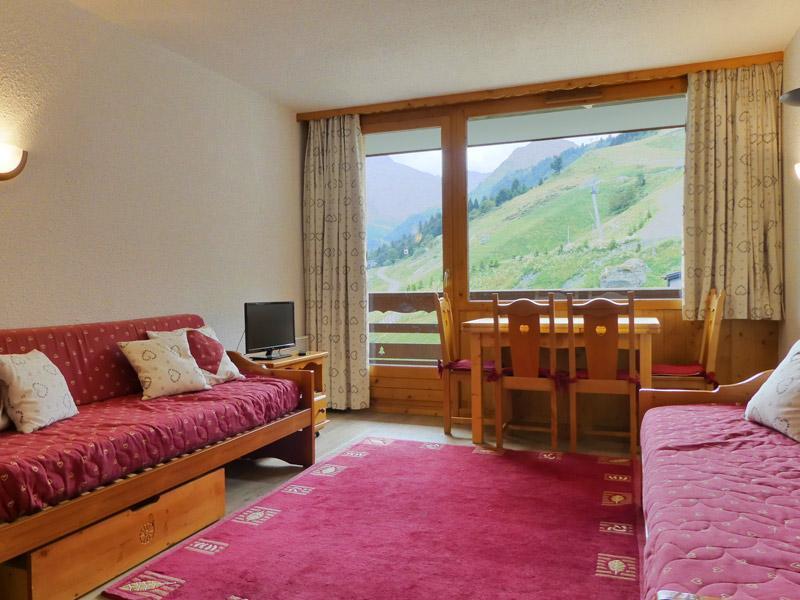 Location au ski Appartement 2 pièces 5 personnes (1004) - Residence Plein Soleil - Méribel-Mottaret