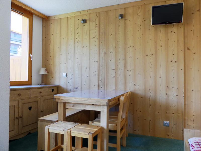 Location au ski Studio 3 personnes (701) - Residence Plein Soleil - Méribel-Mottaret