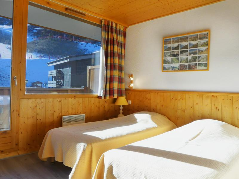 Location au ski Appartement 2 pièces 5 personnes (808) - Residence Plein Soleil - Mottaret
