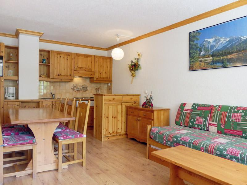 Location au ski Appartement 2 pièces 5 personnes (510) - Residence Plein Soleil - Méribel-Mottaret