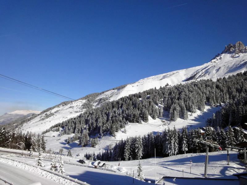 Location au ski Appartement 2 pièces 4 personnes (418) - Residence Plein Soleil - Méribel-Mottaret