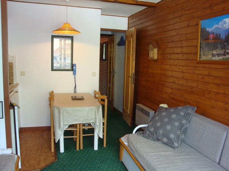 Location au ski Studio 4 personnes (102) - Residence Pralin - Méribel-Mottaret
