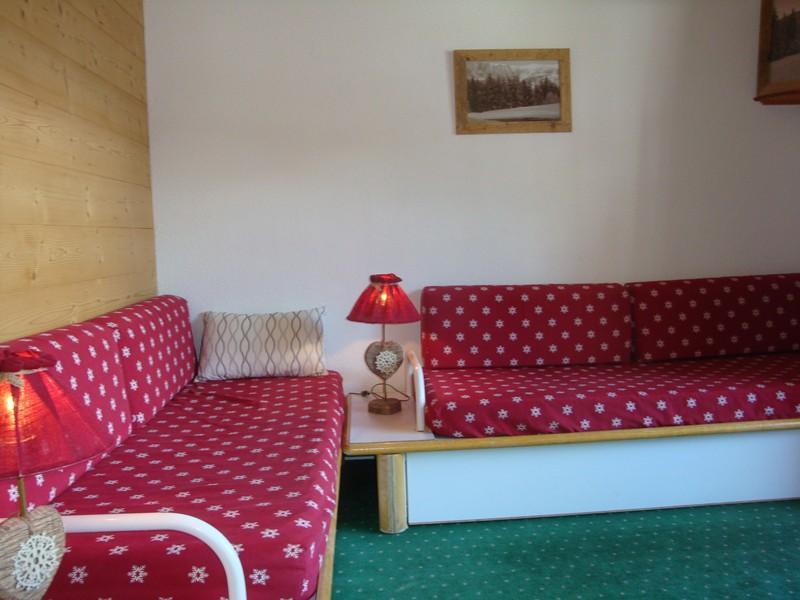Location au ski Appartement 3 pièces cabine 6 personnes (371) - Residence Pralin - Mottaret - Baignoire