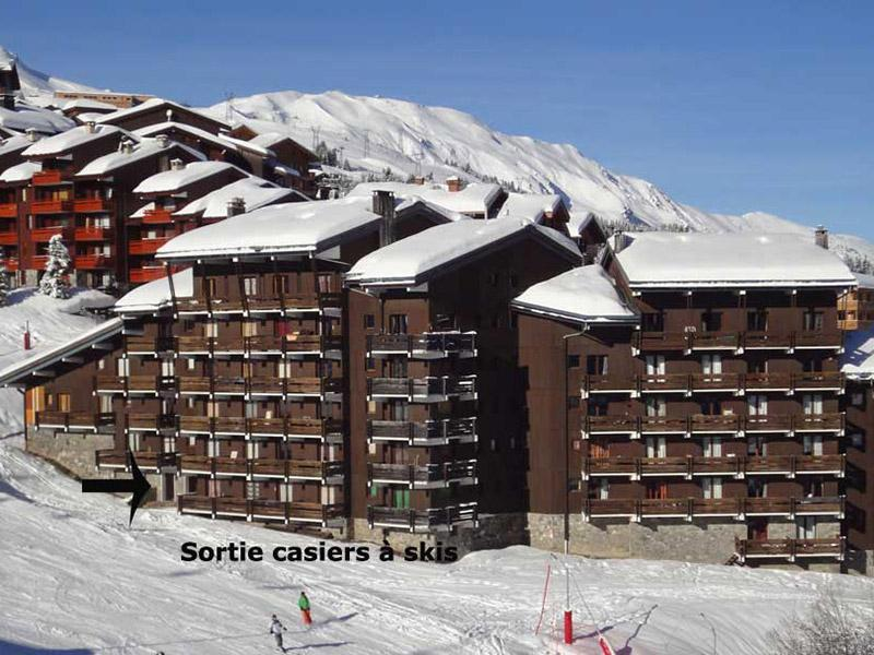 Location au ski Residence Proveres - Méribel-Mottaret