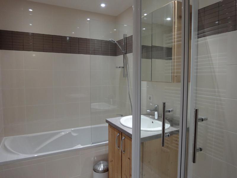 Location au ski Appartement 2 pièces cabine 6 personnes (024) - Residence Vanoise - Méribel-Mottaret