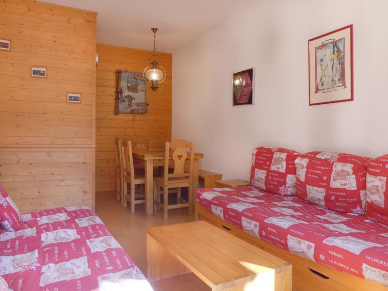 Location au ski Appartement 2 pièces coin montagne 5 personnes (019) - Residence Vanoise - Méribel-Mottaret
