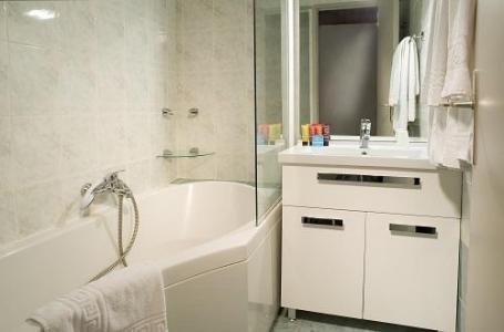Location au ski Hotel Le Mottaret - Mottaret - Salle de bains