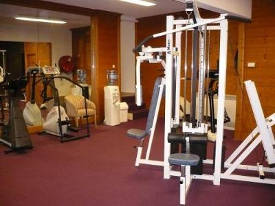 Location au ski Hotel Mont Vallon - Mottaret - Espace fitness