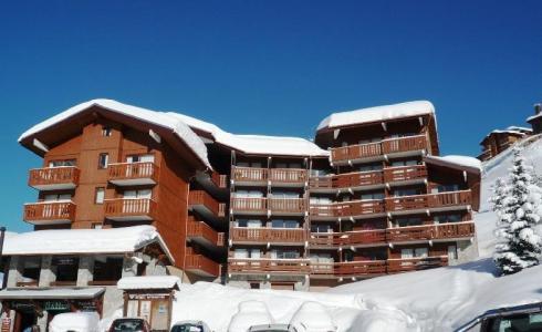 Location au ski La Residence Plan Du Lac - Mottaret