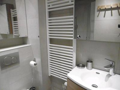 Location au ski Appartement 3 pièces 6 personnes (005) - Residence Alpages D - Mottaret
