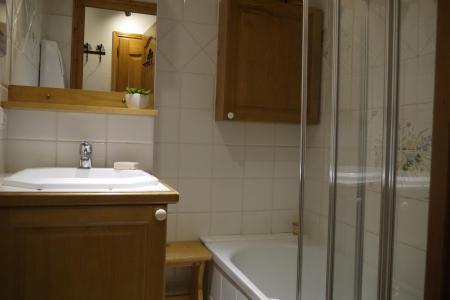 Location au ski Appartement 3 pièces 6 personnes (004) - Residence Alpages D - Mottaret