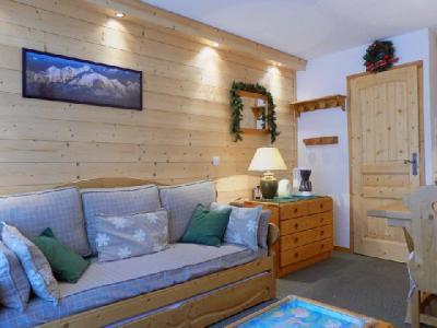 Location au ski Appartement 2 pièces coin montagne 5 personnes (C05) - Residence Alpinea - Mottaret