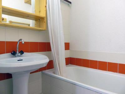 Location au ski Appartement 2 pièces 4 personnes (C12) - Residence Alpinea - Mottaret - Kitchenette