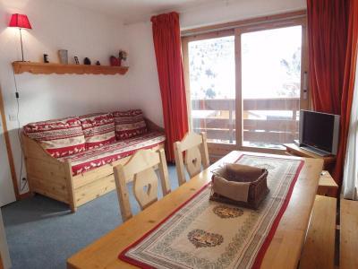 Location au ski Appartement 2 pièces 4 personnes (C12) - Residence Alpinea - Mottaret - Séjour