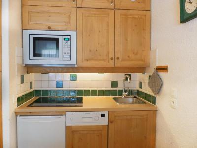 Location au ski Appartement 2 pièces coin montagne 5 personnes (C05) - Residence Alpinea - Mottaret - Chambre