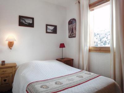 Location au ski Appartement 2 pièces 4 personnes (C12) - Residence Alpinea - Mottaret - Extérieur hiver