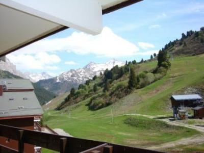 Location au ski Appartement 2 pièces 5 personnes (064) - Residence Arpasson - Mottaret