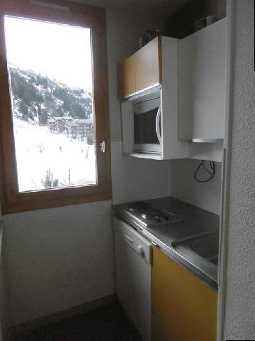 Location au ski Appartement 2 pièces 6 personnes (069) - Residence Arpasson - Mottaret