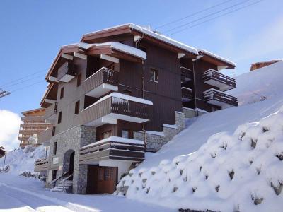 Location Mottaret : Residence Asphodeles hiver