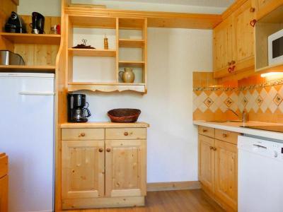 Location au ski Appartement duplex 3 pièces 7 personnes (007) - Residence Asphodeles - Mottaret - Cuisine