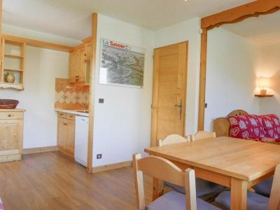 Location au ski Appartement duplex 3 pièces 7 personnes (007) - Residence Asphodeles - Mottaret - Séjour