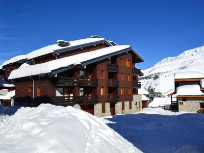 Location au ski Residence Boulevard - Mottaret - Extérieur hiver