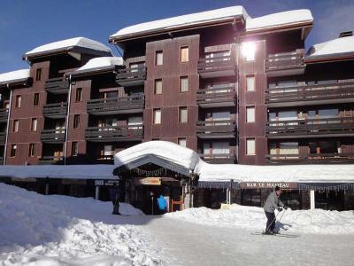 Location Mottaret : Residence Candide hiver