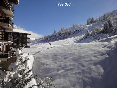 Location au ski Appartement 2 pièces 5 personnes (A1) - Residence Cimes I - Mottaret - Baignoire