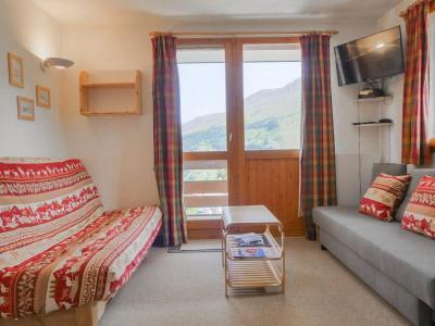 Location au ski Appartement 2 pièces 5 personnes (A1) - Residence Cimes I - Mottaret - Canapé-lit