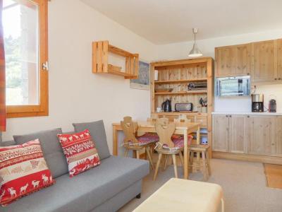 Location au ski Appartement 2 pièces 5 personnes (A1) - Residence Cimes I - Mottaret - Séjour