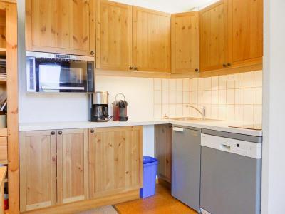 Location au ski Appartement 2 pièces 5 personnes (A1) - Residence Cimes I - Mottaret - Table basse