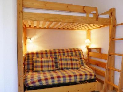 Location au ski Appartement 2 pièces 5 personnes (A1) - Residence Cimes I - Mottaret - Extérieur hiver