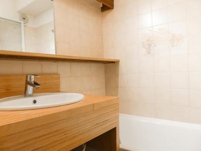 Location au ski Appartement 2 pièces 5 personnes (A1) - Residence Cimes I - Mottaret - Plan