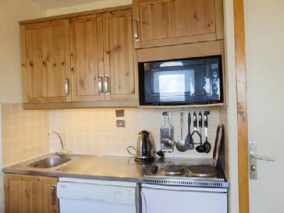 Location au ski Appartement 2 pièces 4 personnes (23) - Residence Creux De L'ours Rouge - Mottaret