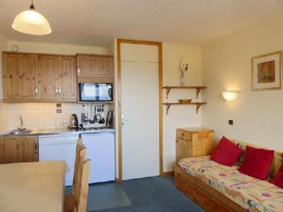 Location au ski Appartement 2 pièces 4 personnes (23) - Residence Creux De L'ours Rouge - Mottaret - Séjour
