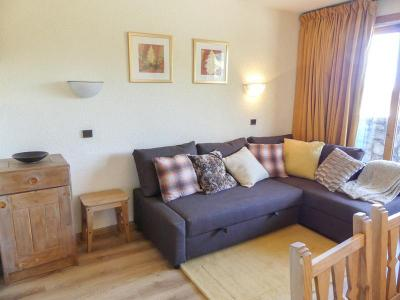 Location au ski Appartement 2 pièces 4 personnes (23) - Residence Creux De L'ours Rouge - Mottaret - Extérieur hiver