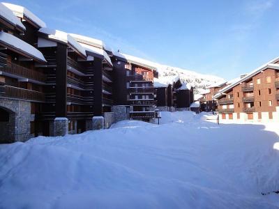 Location au ski Appartement 2 pièces mezzanine 5 personnes (062) - Residence Dandy - Mottaret