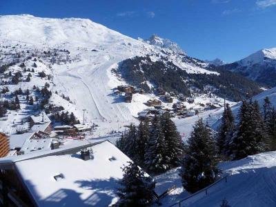 Location au ski Appartement duplex 3 pièces 7 personnes (027) - Residence Erines - Mottaret - Couchage