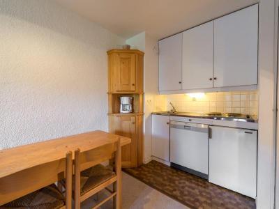 Location au ski Appartement duplex 3 pièces 7 personnes (027) - Residence Erines - Mottaret - Lits superposés