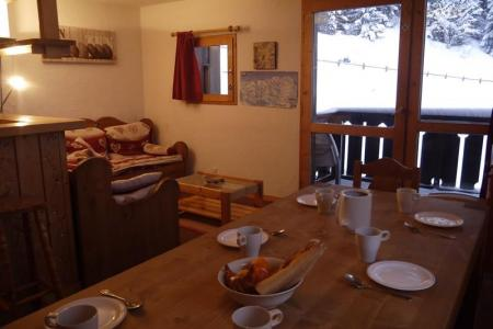 Location au ski Appartement 4 pièces 8 personnes (005) - Residence Gaillard - Mottaret