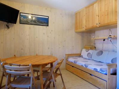 Location au ski Studio 4 personnes (27) - Residence Grande Rosiere - Mottaret - Coin repas