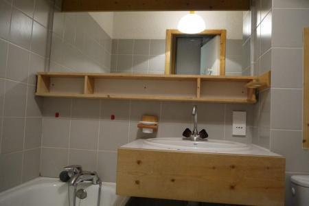 Location au ski Studio 4 personnes (020) - Residence L'olympie I - Mottaret