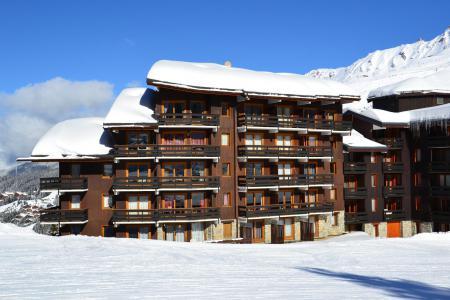 Location Méribel-Mottaret : Residence Lac Blanc hiver