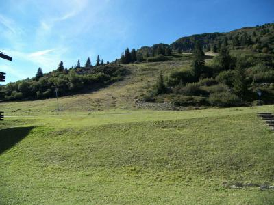 Location au ski Studio 2 personnes (C6) - Residence Lac Blanc - Mottaret