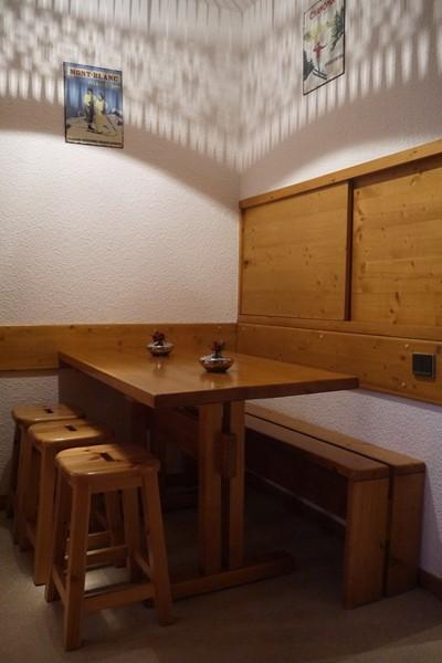 Location au ski Studio 4 personnes (348) - Residence Le Boulevard - Mottaret