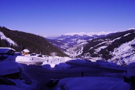 Location au ski Studio 4 personnes (20) - Residence Le Candide - Mottaret