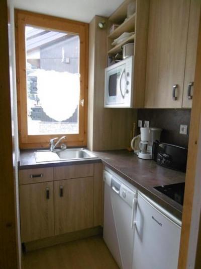 Location au ski Appartement 2 pièces 5 personnes (009) - Residence Le Creux De L'ours B - Mottaret