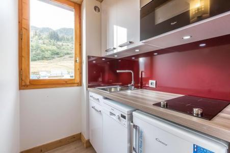 Location au ski Appartement 2 pièces 4 personnes (112) - Residence Le Creux De L'ours D - Mottaret