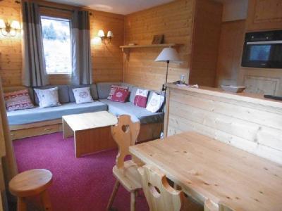 Location au ski Appartement 3 pièces 6 personnes (006) - Residence Le Florilege - Mottaret